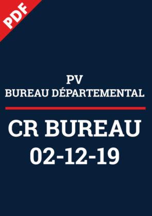 PV Bureau Départemental