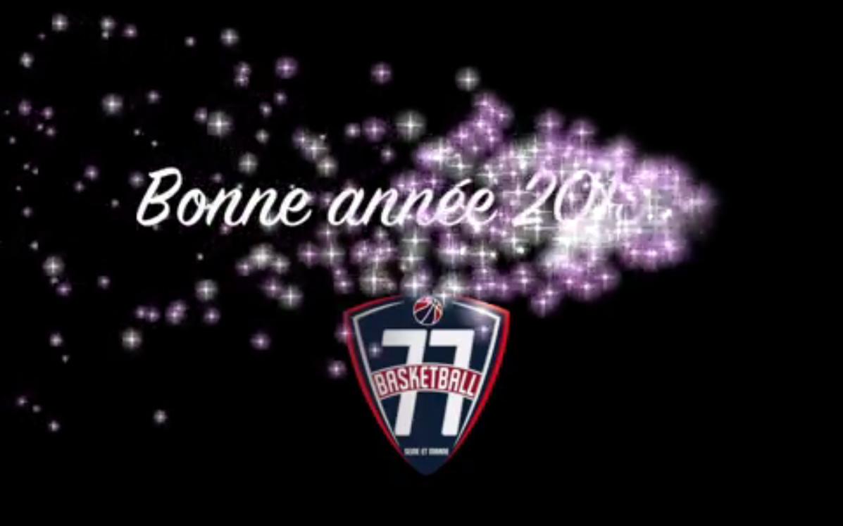 «Bonne année 2015», made in 77